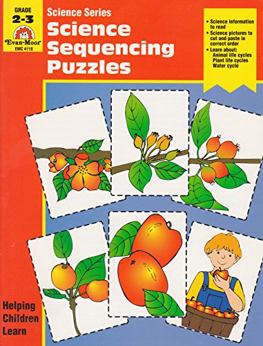9781557995162: Science Sequencing Puzzles