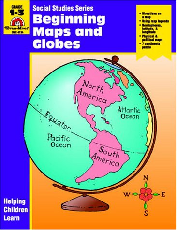 9781557995322: Beginning Maps and Globes