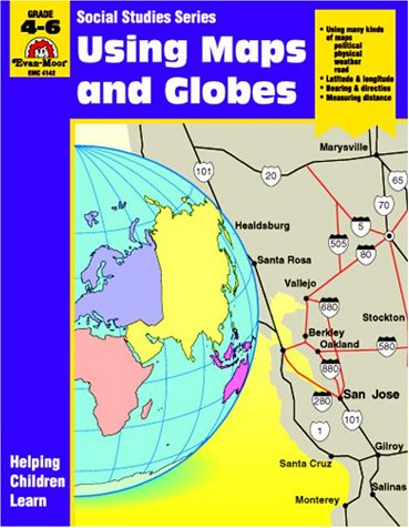 9781557995407: Using Maps and Globes