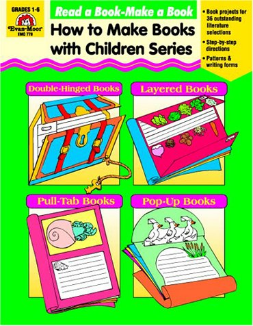 Read a Book, Make a Book (How to Make Books with Children Series) (1557995796) by Jill Norris; Joy Evans; Cindy Davis