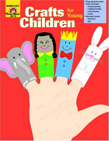 9781557996206: Crafts for Young Children
