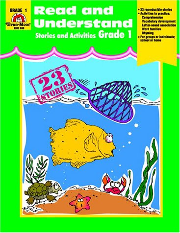 9781557996275: Read and Understand Stories and Activities, Grade 1