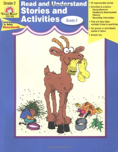 9781557996282: Read and Understand Stories and Activities, Grade 2