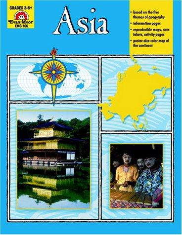 Asia: Moore, Jo Ellen,