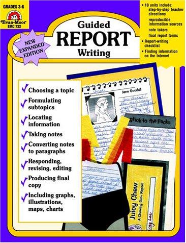 Guided Report Writing: Marilyn Evans, Jill Norris