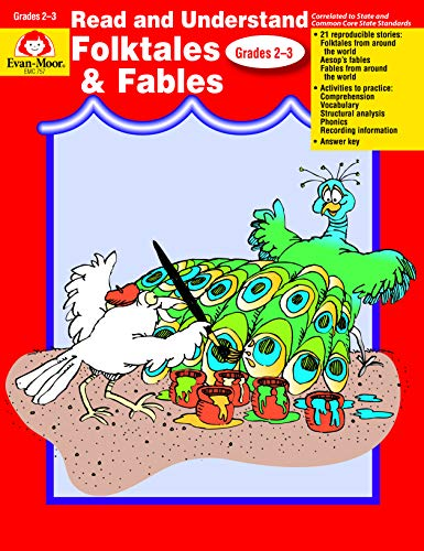 9781557997500: Read and Understand Folktales & Fables
