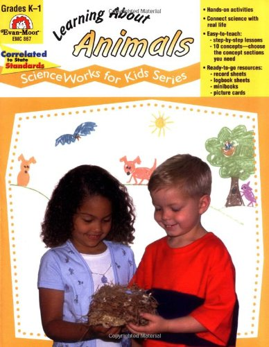 9781557997715: Learning About Animals - ScienceWorks for