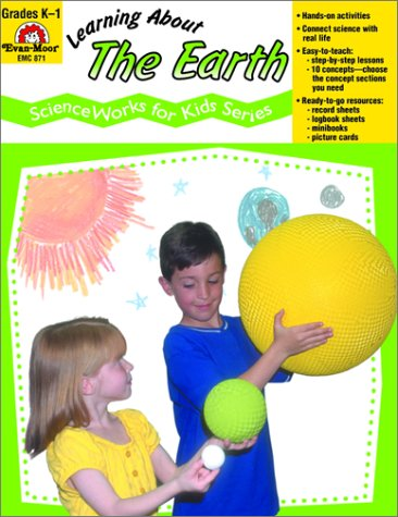 9781557997753: Learning About the Earth, Grades K-1
