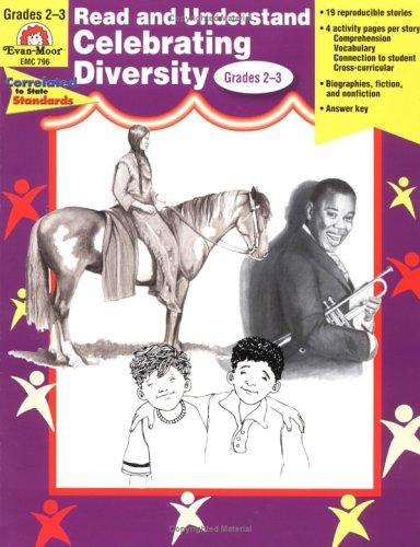 9781557997821: Read and Understand Celebrating Diversity Grades 2-3