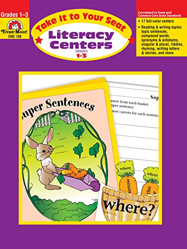 9781557997982: Take It to Your Seat Literacy Centers, Grades 1-3