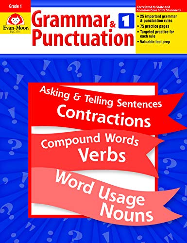9781557998453: Grammar and Punctuation, Grade 1