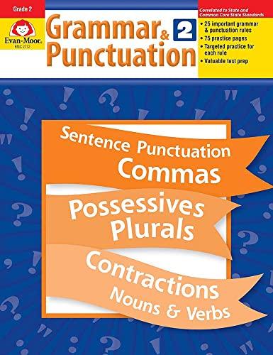 9781557998460: Grammar and Punctuation, Grade 2