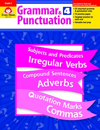 9781557998484: Grammar and Punctuation, Grade 4