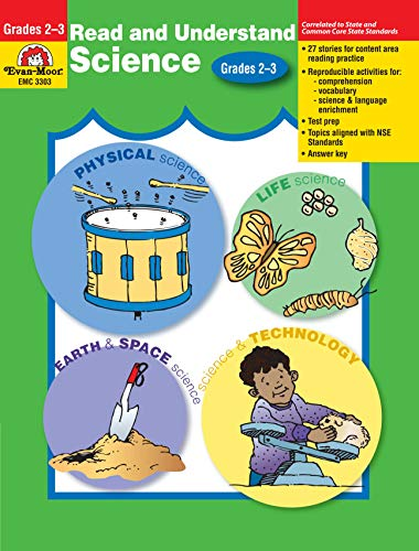9781557998552: Read and Understand Science, Grades 2-3