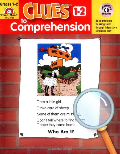 9781557998620: Clues to Comprehension, Grades 1-2 (Building Spelling)