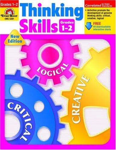 9781557998651: Thinking Skills, Grades 1-2