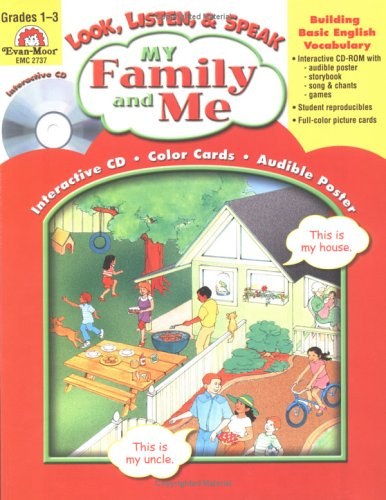 9781557999245: My Family & Me (Look, Listen, & Speak)