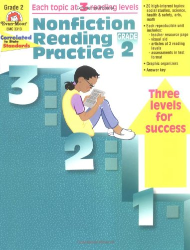 9781557999412: Nonfiction Reading Practice, Grade 2