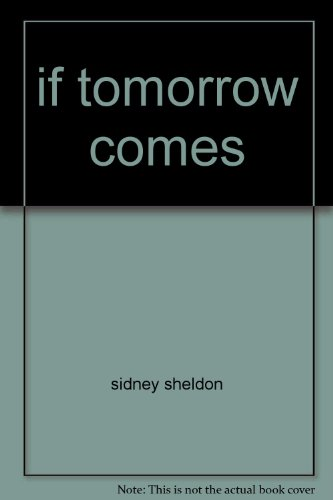 9781558000315: If Tomorrow Comes