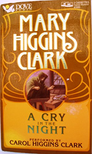 A Cry in the Night: Clark, Mary Higgins, Carol Higgins, Clark