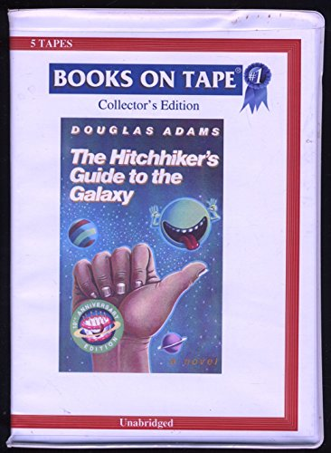 Hitchhiker's Guide To The Galaxy (Complete &: Douglas Adams
