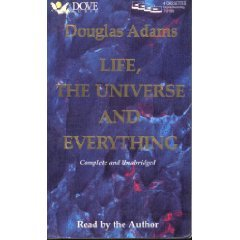 Life, the Universe and Everything/Audio Cassette: Douglas Adams