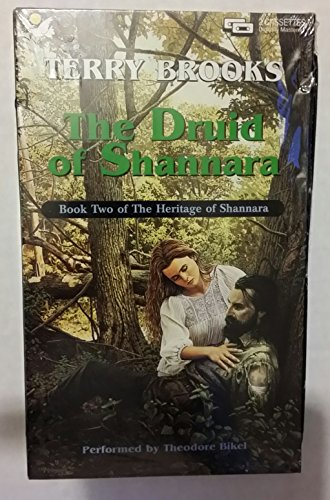9781558004252: The Druid of Shannara (The Heritage of Shannara)
