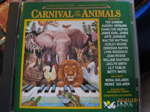 9781558005860: Carnival of the Animals