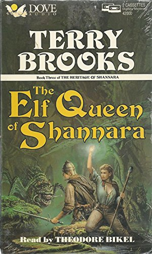 The Elf Queen of Shannara (The Heritage of Shannara) (9781558006089) by Terry Brooks