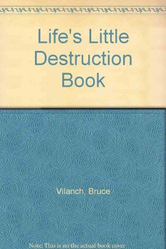 9781558006485: Life's Little Destruction Book