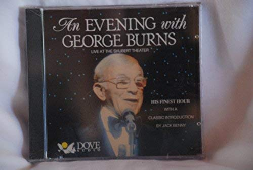 9781558006669: An Evening With George Burns