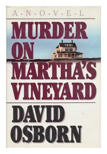 9781558022188: Murder on Martha's Vineyard