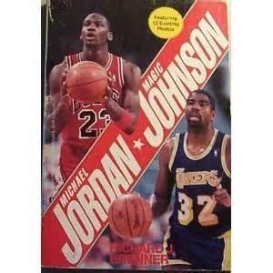 9781558023321: Michael Jordan Magic Johnson