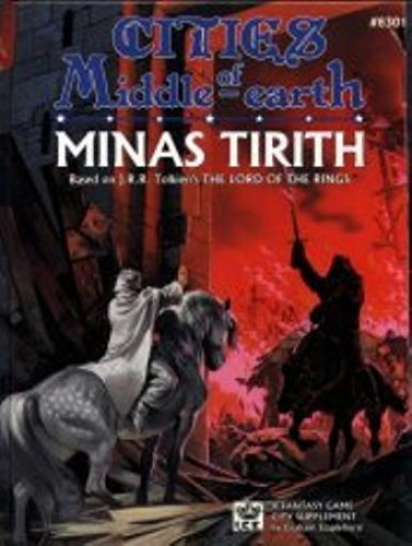 9781558060012: Minas Tirith: Cities of Middle-earth (Middle Earth Role Playing/MERP)