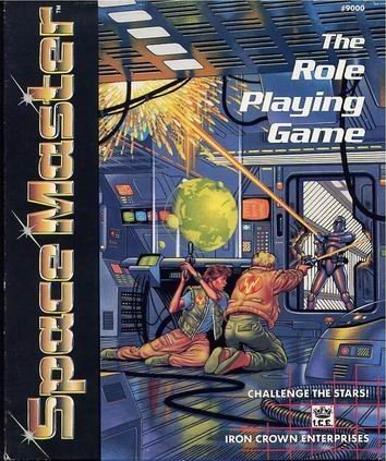 Space Master: The Role Playing Game (2nd