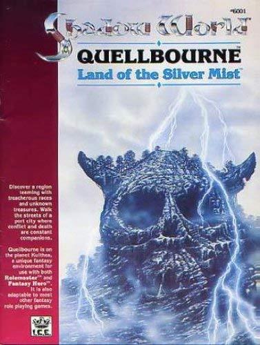 Quellbourne: Land of the Silver Mist (Shadow: Henley, Daniel &