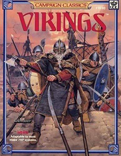 9781558060470: Vikings (Rolemaster Campaign Classics #1030)