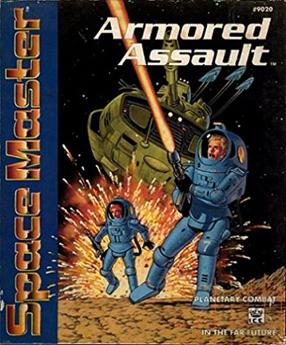 Armored Assault (Space Master (2nd Edition))