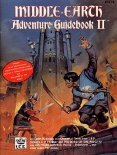 Middle-earth Adventure Guidebook 2: Not Available