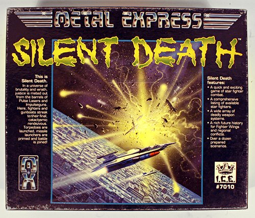 Silent Death - Metal Express Deluxe Edition (Silent Death)