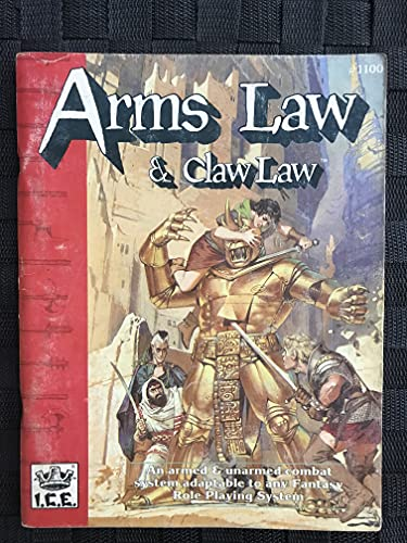 Arms Law and Claw Law: Charlton, S. Coleman;