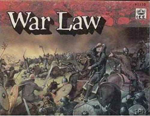 War Law (Rolemaster) [BOX SET]: S. Coleman Charlton