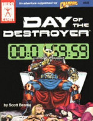 9781558061019: Day of the Destroyer (Champions Ser.)
