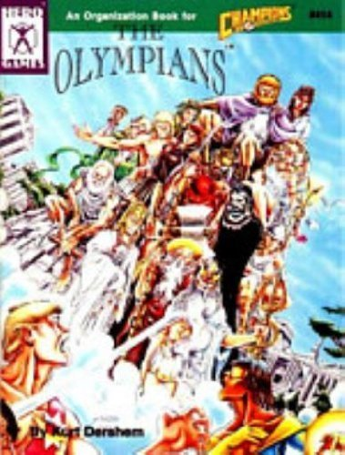 9781558061149: Olympians (Super Hero Role Playing, Stock No. 414)