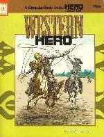 9781558061187: Western Hero: A Campaign Book for the Hero System