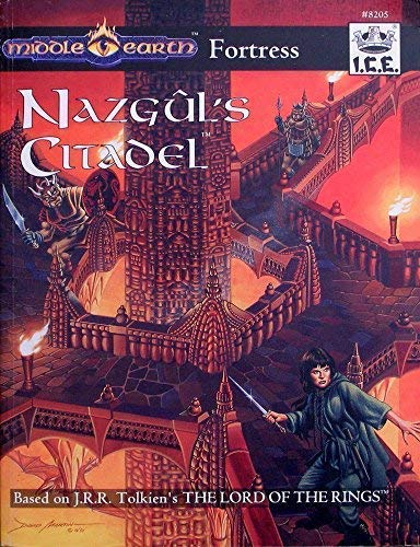 9781558061217: Nazgul's Citadel (Middle Earth Role Playing/MERP)