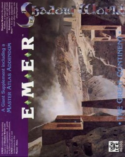 EMER - The Great Continent (Shadow World (I.C.E.))