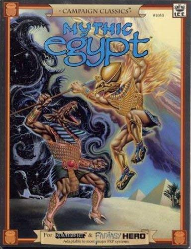9781558061316: Mythic Egypt (Campaign Classics for Rolemaster, Stock No. 1050)