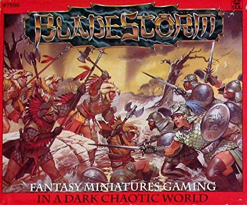 9781558061361: Bladestorm: Fantasy Miniatures Gaming in a Dark Chaotic World [#7500]