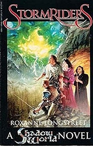 9781558061385: Stormriders (Shadow World Exotic Fantasy Role Playing Environment, No 6200)